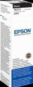 Atrament czarny w butelce 70 ml (T6731) do Epson L800/L850/L800/L850