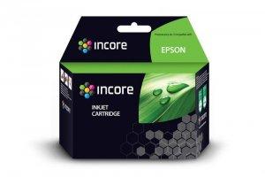 Tusz INCORE do Epson T1281 Black  14ml z chipem