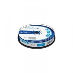 Płyta Blu-ray MediaRange MR495 25GB 4x speed (Cake 10)