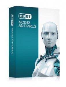 ESET NOD32 Antivirus 1 user, 12 m-cy, upg, BOX