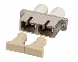 Adapter światłowodowy EFB-Elektronik 53307.34 ST Duplex/SC Duplex Multimode