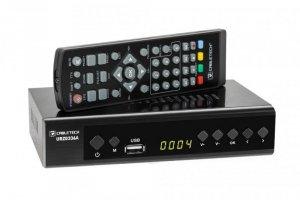 Tuner Cabletech DVB-T / DVB-T2 HD do TV naziemnej H.265 HEVC LAN