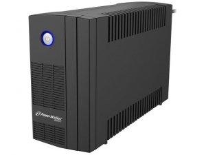 Zasilacz awaryjny UPS Power Walker Line-Interactive 650VA SB FR 2xPL USB