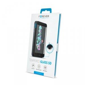 Forever szkło hartowane 5D do iPhone 7 Plus / 8 Plus biała ramka