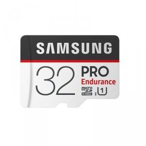 Samsung karta pamięci PRO Endurance microSDXC 32GB UHS-1 + adapter