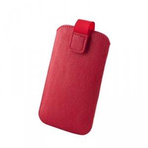 Etui Slim Up Mono XXXL (Samsung Galaxy SIII i9300) czerwony