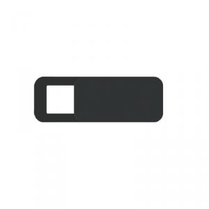 Osłonka kamery prostokątna czarna