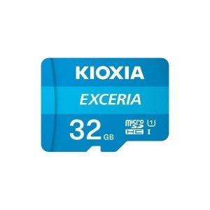 Kioxia 32GB microSD KIOXIA Exceria (M203) UHS I U1 with adapter