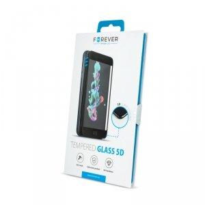 Forever szkło hartowane 5D do Samsung Galaxy S21 Ultra / S21 Ultra 5G czarna ramka