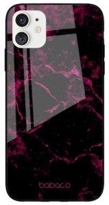 ETUI PREMIUM GLASS Babaco Abstrakt 018 Iphone 11 PRO Wielobarwny 5903537840024 TTT