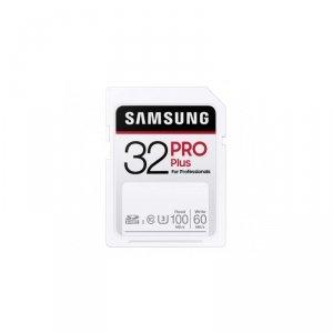 Samsung karta pamięci 32GB SDHC PRO Plus 100MB/s Full SD