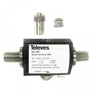 Odgromnik do anten Televes 90V [4947]