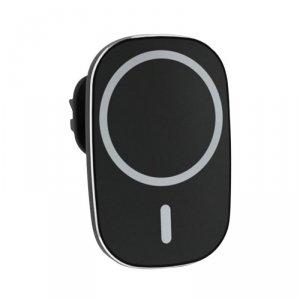 Devia uchwyt samochodowy Smart magnetyczny z ładowaniem indukcyjnym czarny 15W