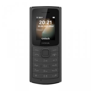 Telefon Nokia 110 4G ds. czarna