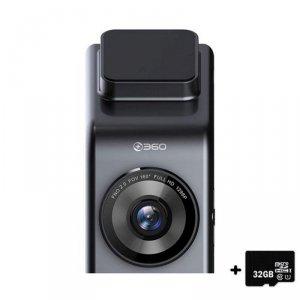 SMART 360 G300H 360 DASH CAM, 1296P GPS, 32GB MICRO SD CARD PREMIUM EDITION