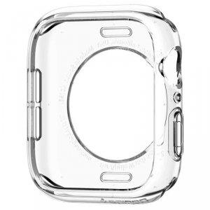 Spigen nakładka Liquid Crystal do Apple Watch 4 / 5 / 6 / SE 40 mm transparentny