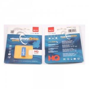 Pendrive IMRO Edge 16GB niebieski