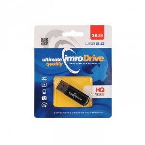 Pendrive IMRO BLACK 32GB czarny