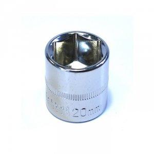 Nasadka sześciokątna 3/8` 20mm
