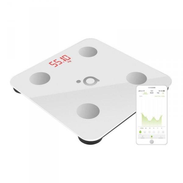 Waga łazienkowa smart Acme SC103 (biała) edycja e-commerce