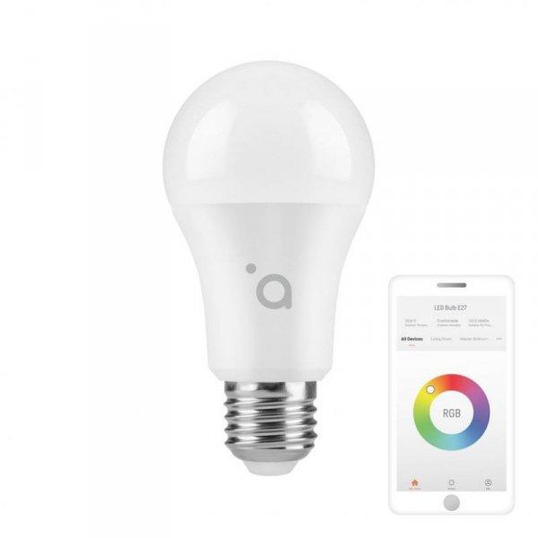Żarówka inteligenta LED RGB Acme SH4107 Smart A60 10W 800lm E27 WW/CW/RGB