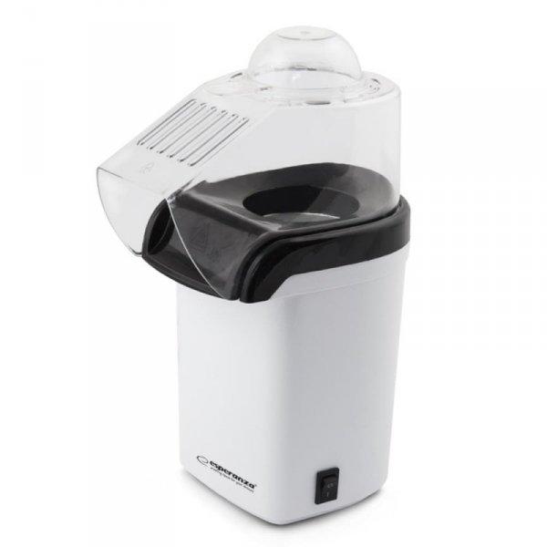 Maszynka do popcornu Esperanza Poof EKP005W biała