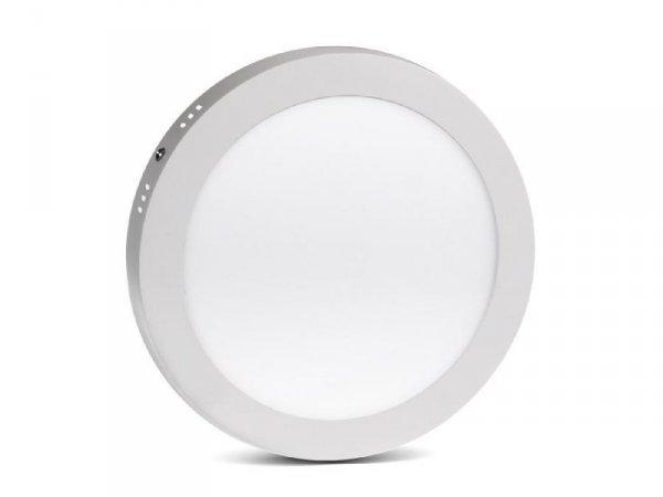 Panel LED L8W Natural white 4000-4500K Fi225*H40mm