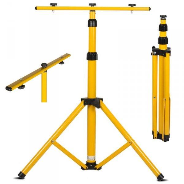 Stand roboczy dla naświetlaczy LED Maclean MCE583 Yellow