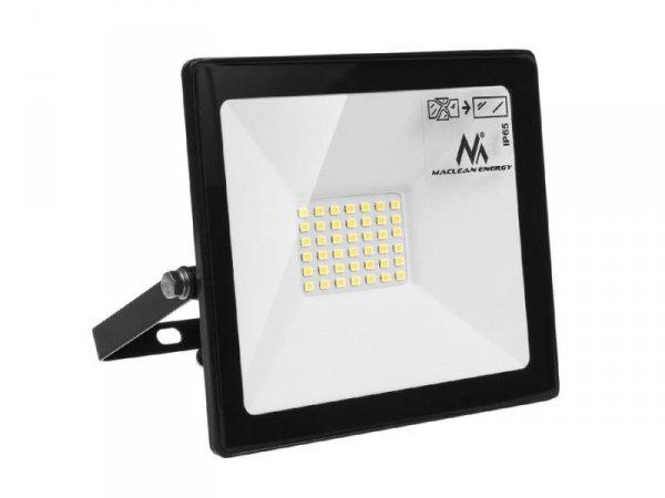 Naświetlacz LED Maclean Energy MCE530 NW slim Neutral White