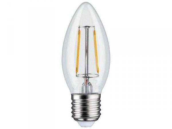 Żarówka filamentowa LED E27 Maclean MCE265 WW 6W 230V ciepła biała 3000K 600lm retro edison