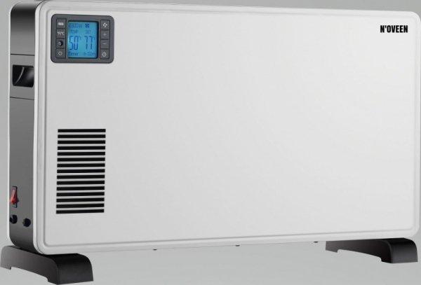 Grzejnik konwektorowy NOVEEN CH9000 LCD Smart White