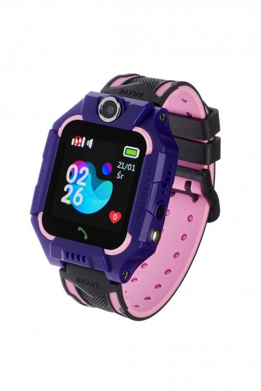 Smartwatch Garett SIM Kids Play fioletowy