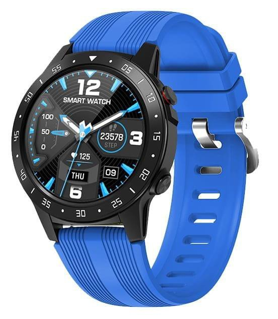 Smartwatch Garett SIM Multi 4 Sport niebieski
