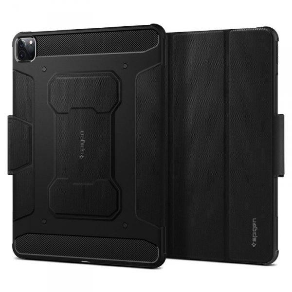 Spigen etui Rugged Armor Pro do iPad Pro 12.9 2021 czarne