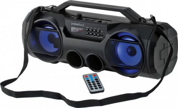 Rebeltec głośnik Bluetooth SoundBOX 440 czarny