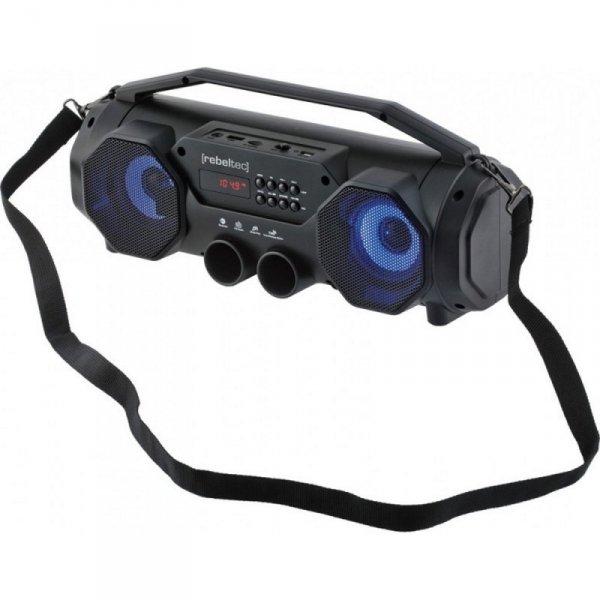 Rebeltec głośnik Bluetooth SoundBOX 340 czarny