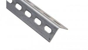 Kątownik cynkowany perforowany 35x35mm 2m 2mm KTC35H35/2 620620