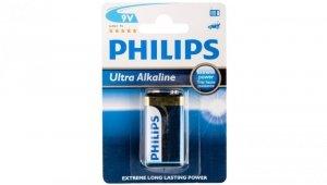 Bateria alkaliczna 6LR61 / 9V ULTRA ALKALINE 6LR61E1B/10 /blister/