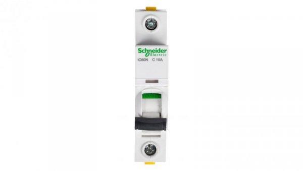 Wyłącznik nadprądowy 1P C 10A 6kA AC iC60N-C10 A9F04110