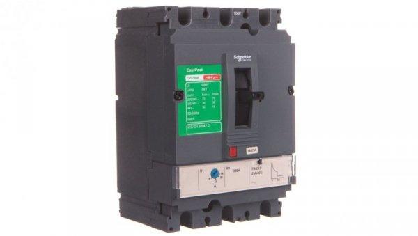 Wyłącznik mocy 25A 3P 36kA EasyPact CVS100 TM25D LV510331