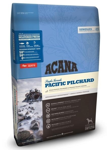 ACANA PIES 6kg PACIFICA PILCHARD