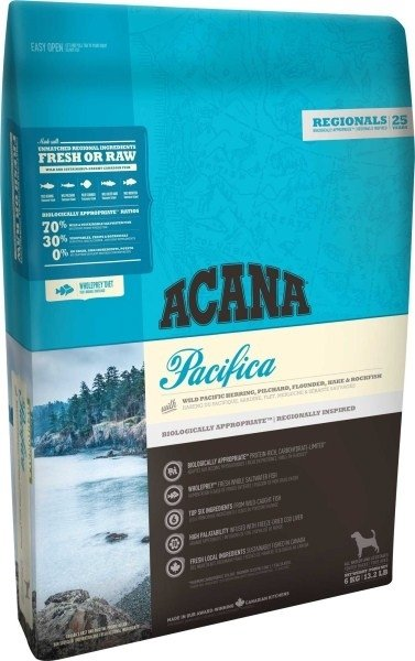 ACANA PIES 11,4kg PACIFICA