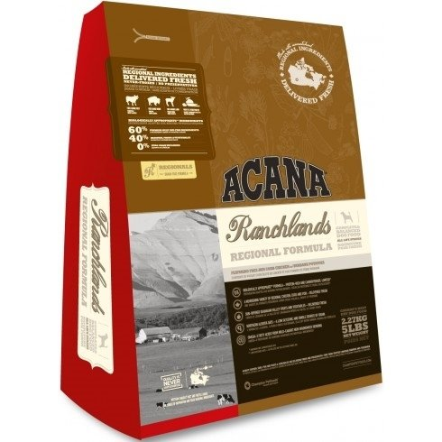 ACANA PIES 340g RANCHLANDS           /10