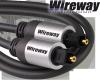 Kabel Optyczny Wireway 1m Toslink S/PDIF