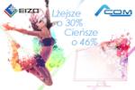 Nowa generacja 27-calowych monitorów graficznych EIZO.