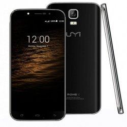 Smartfon Umi Rome X 8GB 5,5 (czarny) POLSKA DYSTRYBUCJA