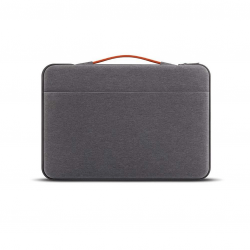 JCPAL Nylon Business Sleeve Grey - pokrowiec na laptopa 15-cali (szary)