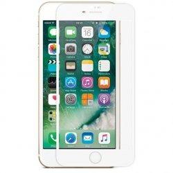 KMP Szkło ochronne do iPhone 8 White (biały)