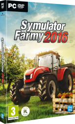 Symulator Farmy 2016 Farming Simulator PC BOX