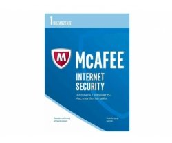 McAfee Internet Security 2017 PL OEM (12m.)